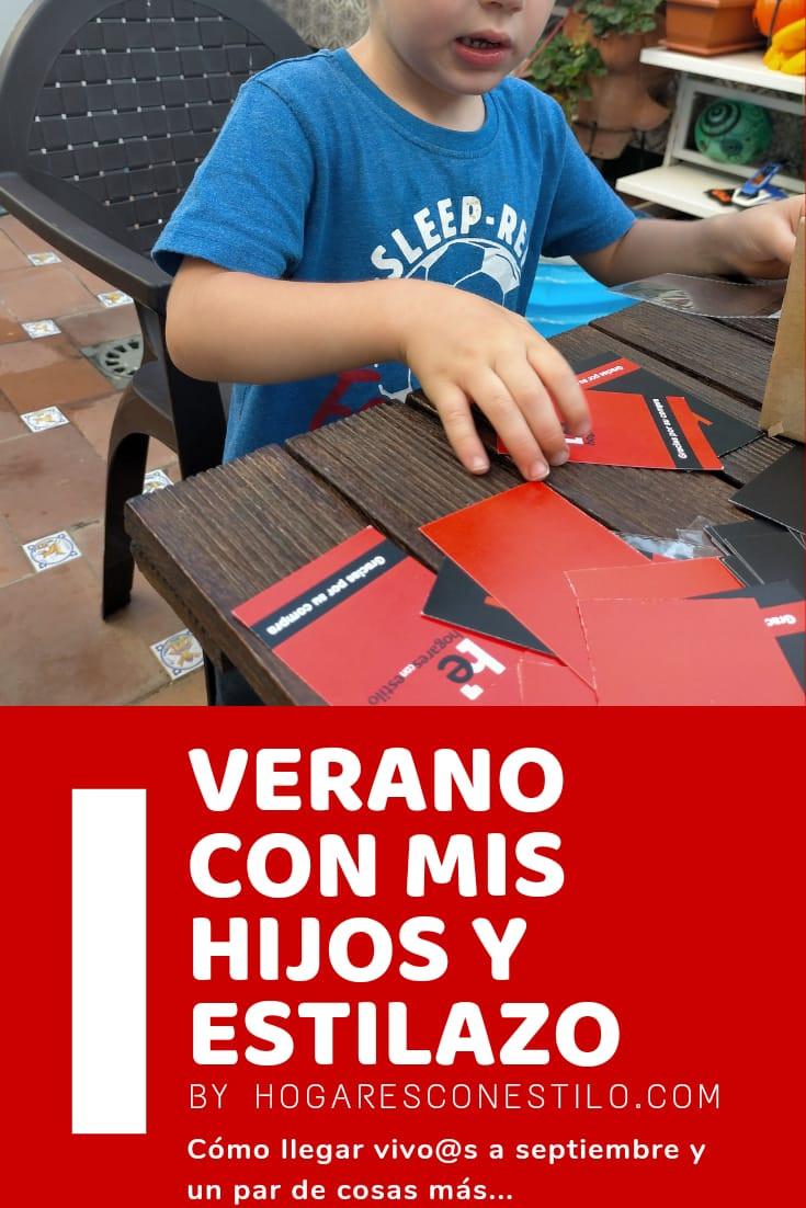 Verano en hogaresconestilo.com